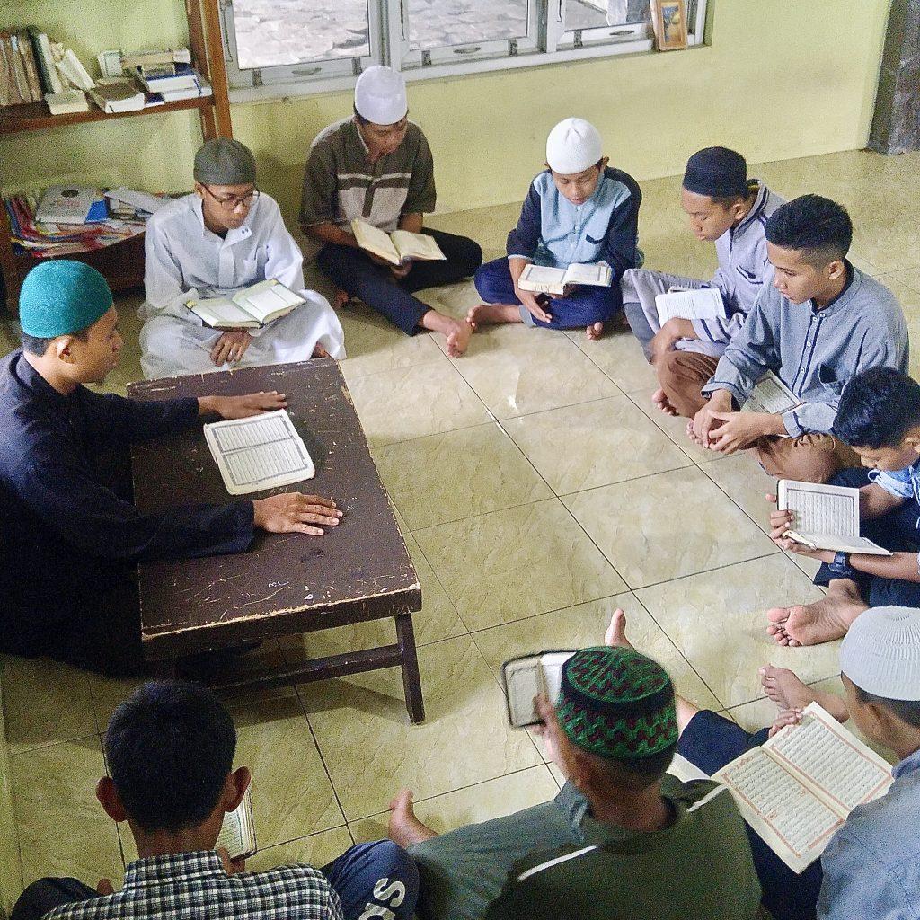 Muroja'ah Qur'an