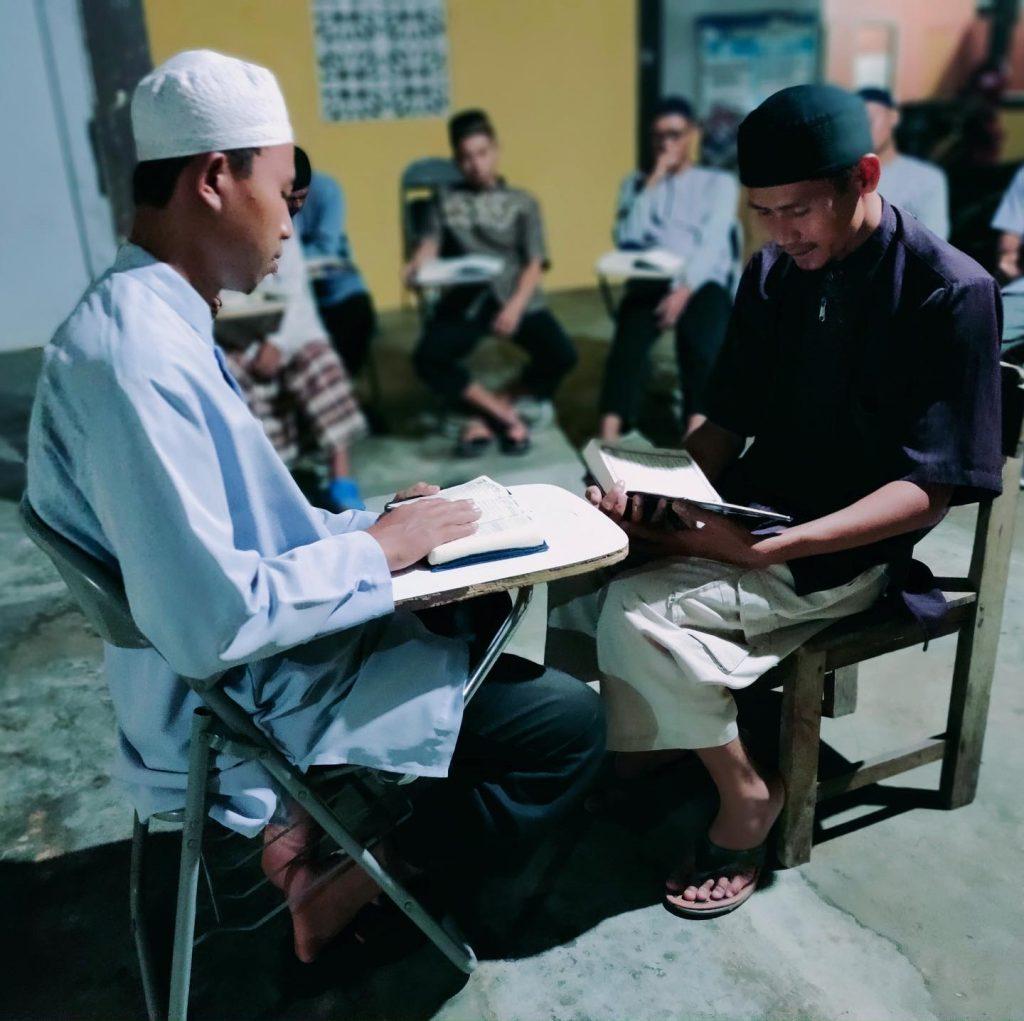 Belajar bacaan al qur'an untuk umum